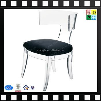 High Transperant Plexiglass Acrylic Dining Chair Hot Sale Pmma ...