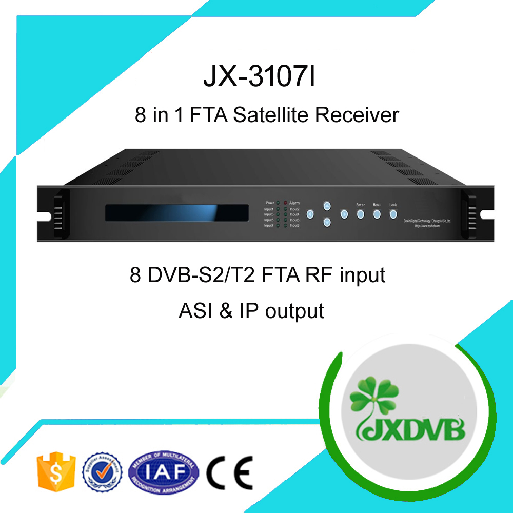 FTA DVB-S2/S/T2/C HD Satellite Receiver