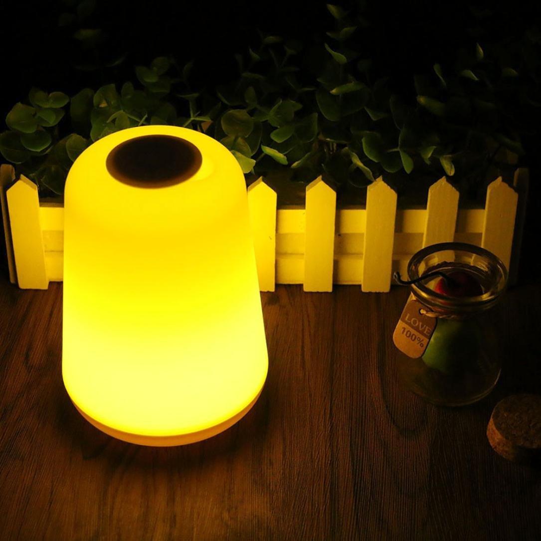Led Light Home Decor, Rumas Baby Room Protect Eyes Gift Romantic Night Lamp