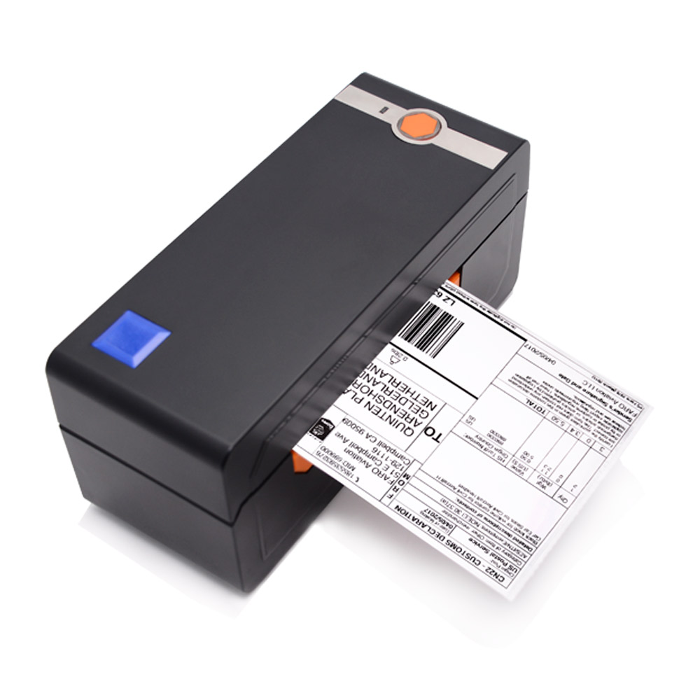 BEEPRT 108mm Thermal barcode shipping label <strong>printer</strong> For logistics shipping industry supports FedEx UPS Amazon eBay LAZADA
