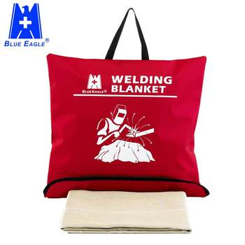 Blue Eagle Firefighting Supplies HTX600 Silica fire retardant blanket for welding