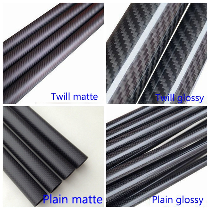 OEM Carbon fiber tube 50mm 70mm 100mm supplier from China