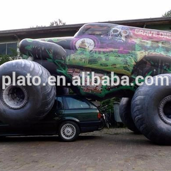 Monster Trucks For Sale >> Customized Design Inflatable Monster Truck Inflatable Car Model Inflatable Big Replica Balloon For Sale Buy Inflatable Monster Truck Inflatable Car