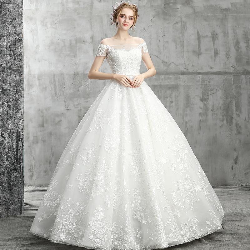 Cari Terbaik Gaun Pengantin Sederhana Tapi Elegan Produsen Dan Gaun