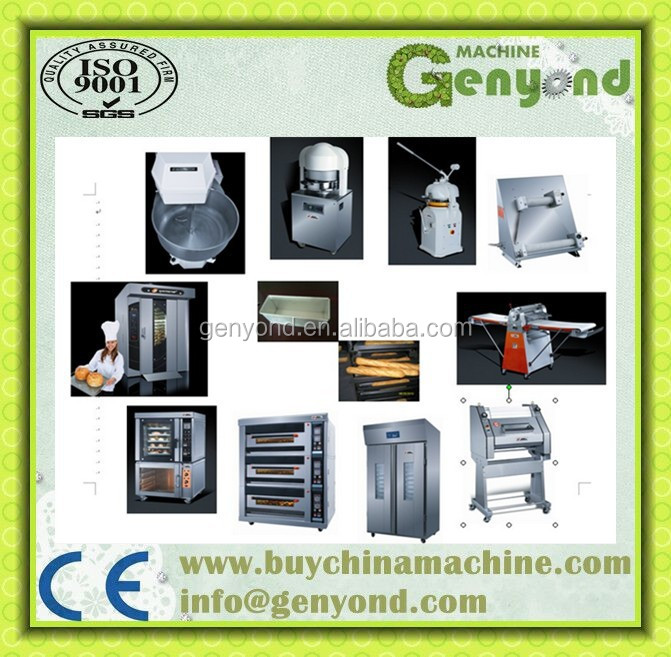 2015 Multi functional Bread machine /baking /bakery production line /making machine /processing line