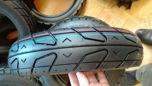 China factory price motorcycle tire 350-10 scooter tire for sale