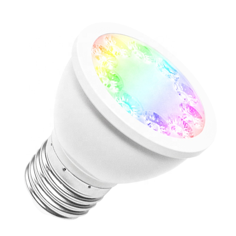 2020 New Gledopto ZigBee Ceiling Spotlights Compatible Tuya Hub Smart Mini Spot LED Dimmable Par Lights RGB And Tunable White