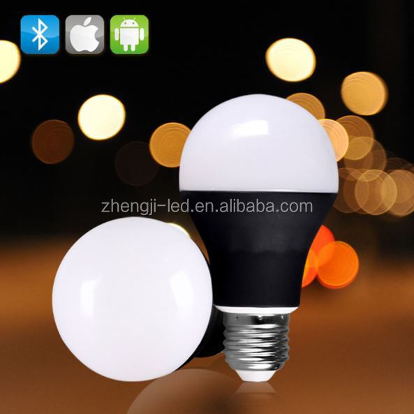 interesting new products Bluetooth high power e27 jdr 3.5w led lamp with Free APP