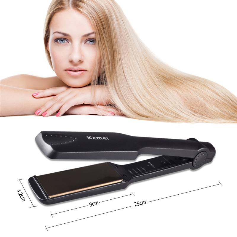 Professional LED Hair Flat Iron/Amazon and Korea Hot Sell Hair Straightener