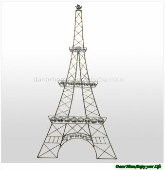 2012NEW Fashion Paris Logo Eiffel Tower Wall Decoration