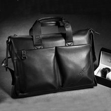 Promotion Bags Genuine Leather Man Bag Shoulder Bag Business Bags Messenger Bags Fashion Bags Document Bag Laptop Bag