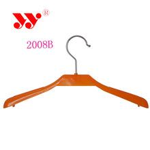 2017 Fashion design doek hanger set plastic baby hanger