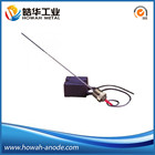 MMO/Ti electronic anode for water heater
