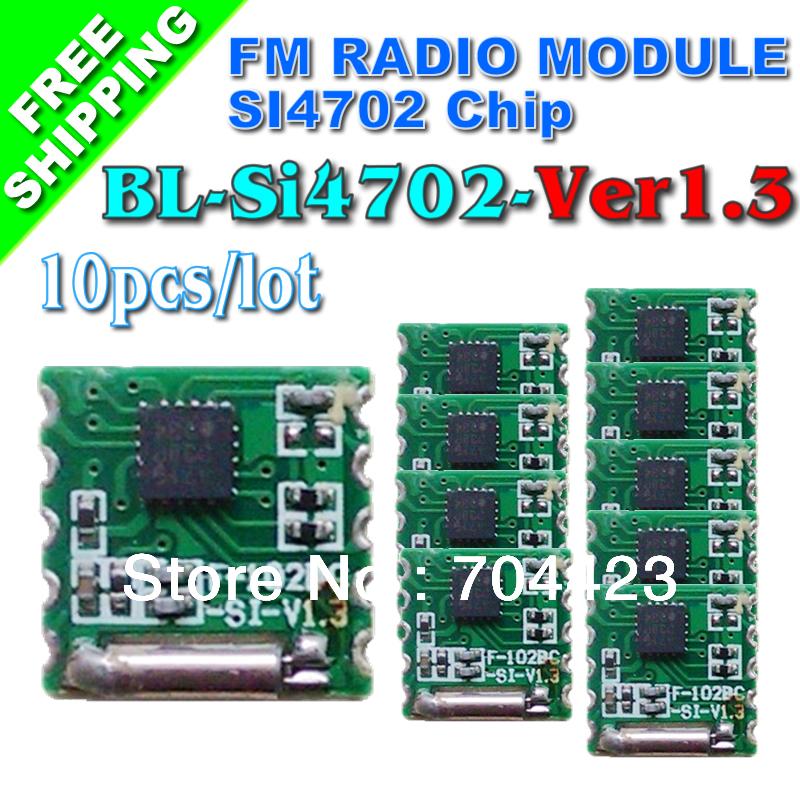 buy dsp pll digital stereo fm radio receiver module 87. Black Bedroom Furniture Sets. Home Design Ideas