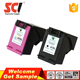 Supricolor Factory price printers compatible ink cartridge replacement for hp 21 22