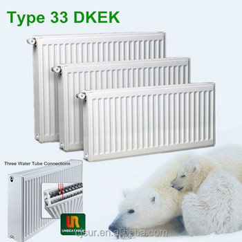 Hot Water Connection Pipe Heating Steel Radiator Panel Radiators Turkey Product On
