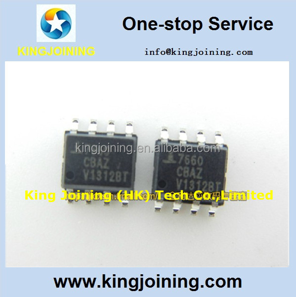 "Charge Pump Switching Regulator IC Positive or Negative Fixed -Vin, 2Vin 1 Output 45mA 8-SOIC (0.154"" ICL7660CBAZ-T ICL7660 SOP8"
