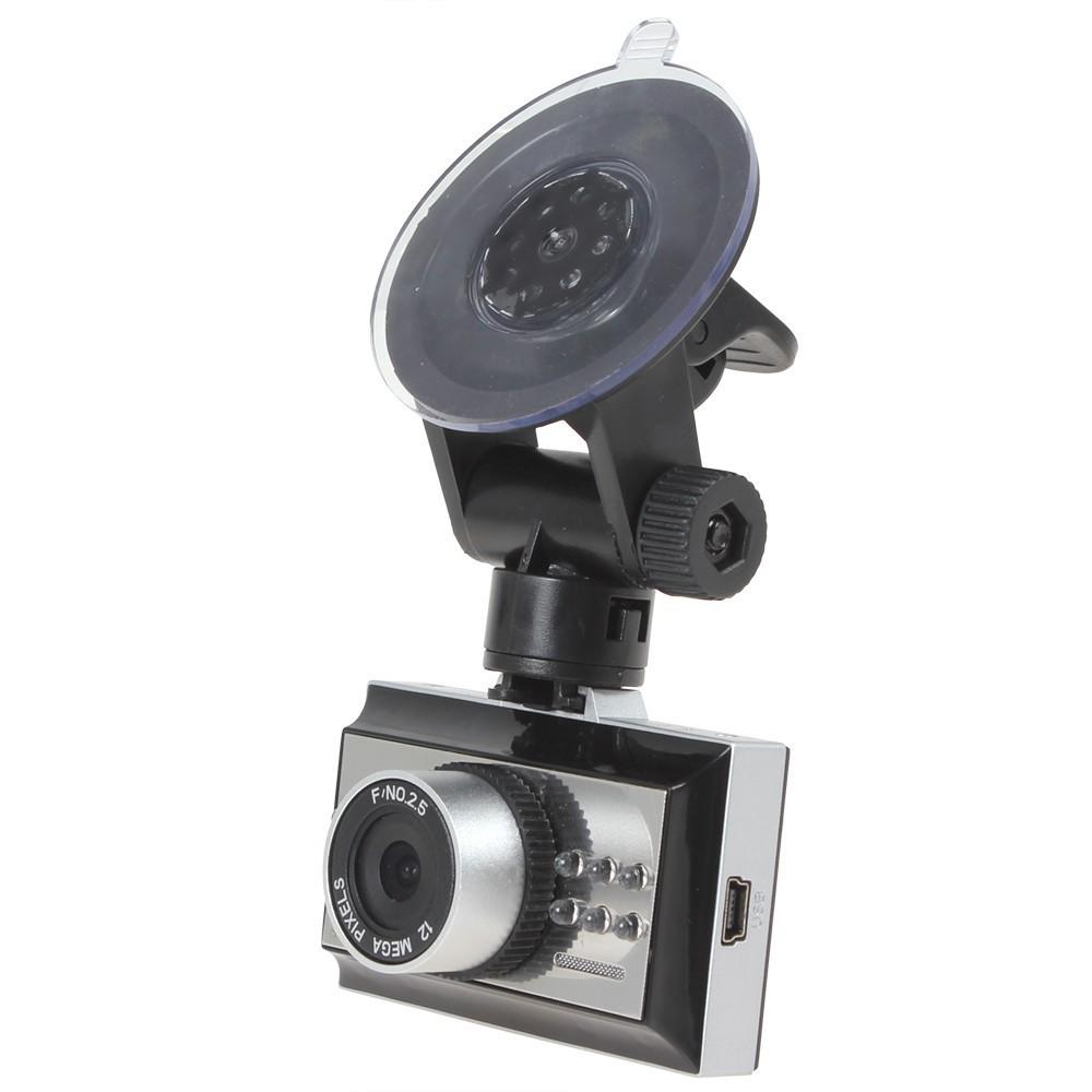 100 pcs/lot оптовик рекордер видео детектор автомобиль Dvr автоматический широкий градусов камера 1,5 дюйма автомобиль обнаружение движения