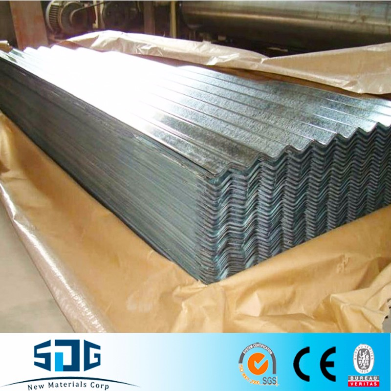 prepainted galvanized steel roof plate color coated curved steel roofing sheet