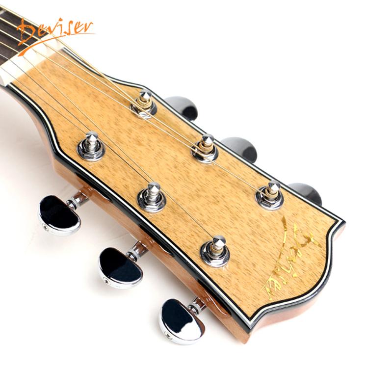 Deviser acoustic guitar cheap guitar wholesale china