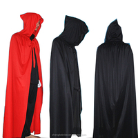 High Quality Halloween Christmas Cloak Dress For Child And Adults