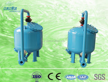 Swimming pool FRP sand filter water treatment equipment