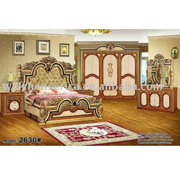 Royal Furniture Antique Italian Wood Bedroom Sets Wholesale, Sets ...