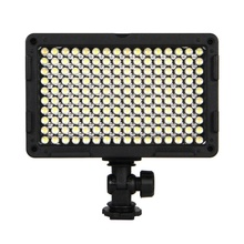 NanGuang CN-160CA Photographic Light Bi-color LED on camera light video light for camcorder dv camera dslr