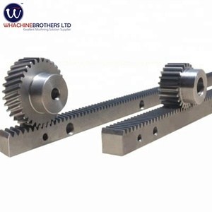 top quality custom rack pinion power steering gear made by whachinebrothers ltd