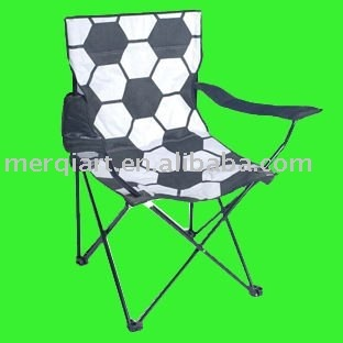 Factory Direct Sell Promotion Football Folding Beach Chair