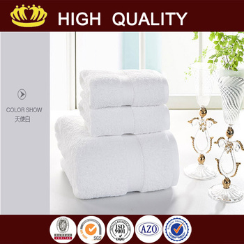 Hot selling bamboo and organic cotton towel