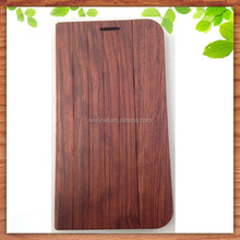 new products 2016 book style stand blank wood phone case manufacturing for samsung galaxy s7 edge leather case