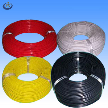 Ul1007 14awg 16wag 24wag 28awg Stranded Single Color Eletrical Wire ...