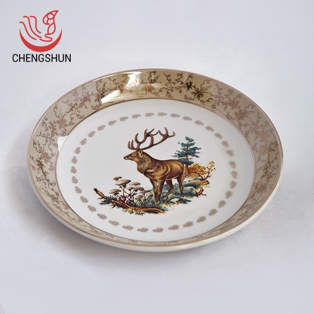 Unique design flat tray personalize ceramic designer plates wholesale dinner plates & designers dinner plates-Source quality designers dinner plates from ...