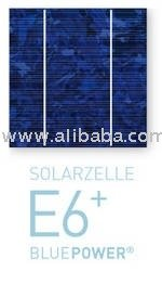Solar Cell Blue Power 156 mm multicrystalline silicon 3.46watt