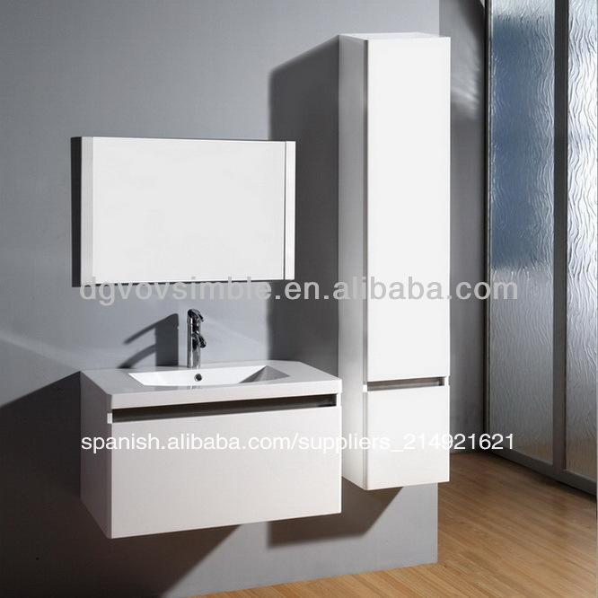 de estilo italiano muy apreciada mdf muebles cuarto de baño ...