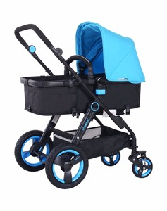 Deluxe good price baby pushchair stroller/Baby Trolley with car seat