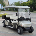 Supply 4 seater Electric golf cart vehicle Verified by SGS