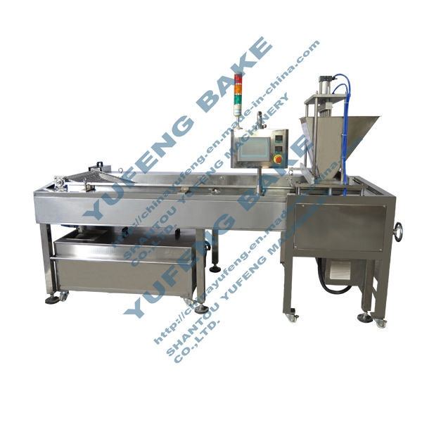 2012 newly CE approval doughnut /donut automated production equipment
