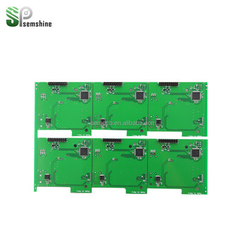 1 Oz Copper 2 Layer Black Copper Clad Pcb With 1 6mmm Board Thickness  Immersion Gold - Buy Black Pcb,Black Copper Clad Pcb,China Pcb Manufacturer