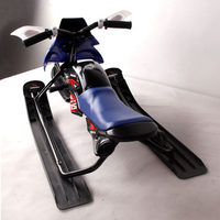 New YAMAHAHA Luxurious Snow Sledge with for kids and parents Snow Racer with EN71 and GS certification