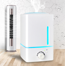 Guangdong brouillard froid à ultrasons vague laveur d'air humidificateur 1500 ml diffuseur