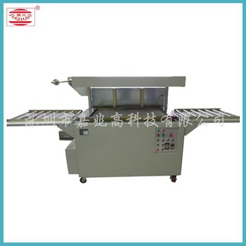 Vacuum circuit board Skin packaging machine(No mould Needed) for hardware packing
