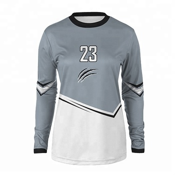 2018 Womens Ladies New Soccer Kit With Custom Logo Number Printed Grey  Soccer Jersey 61672d9a7