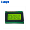 Genyu China manufacturer factory price supply COB STN16x4 Character lcd module LCD Display With Yellow Color customized