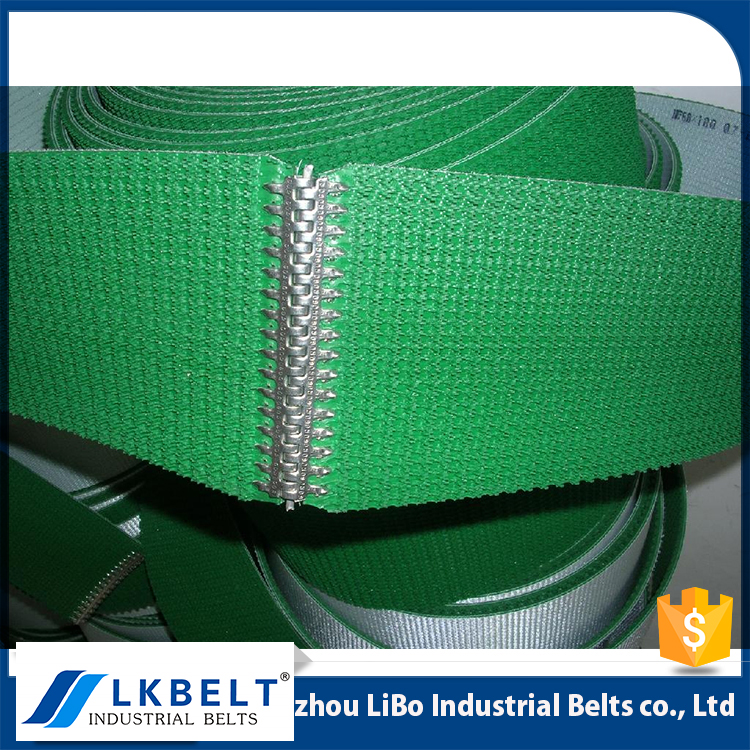 Electric Motor grass pattern heat resistant Conveyor Belt for kinds of industry