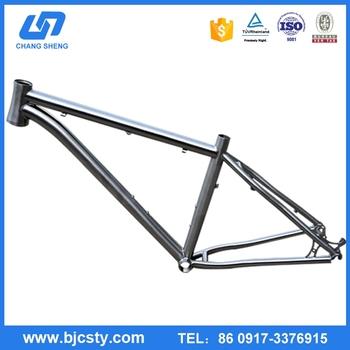 Hot Sale Waltly Titanium Road Bike Frame Customized With Low Price