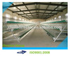 low cost steel structure prefabricated layer chicken cage for poultry farm