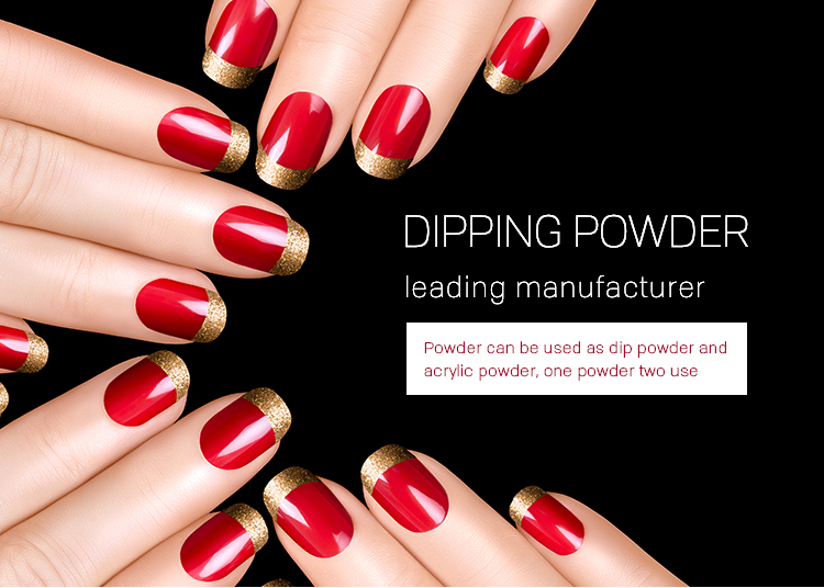 Good Quality Free Sample 0.25Oz Odorless Private Lable Nail Polish For Dipping Powder