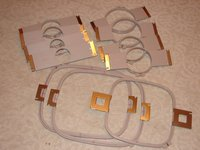 2003 SWF T1501 Full Size Embroidery machine parts